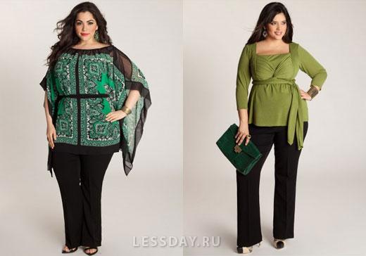 Модные летние платья и сарафаны 2015 для полных женщин. Великолепным и аппетитным пышечкам