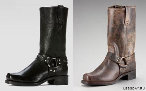 Купить высокие женские ботинки в интернет магазине