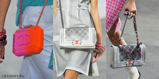 Модные сумки весна-лето 2017 женские - 49 фото
