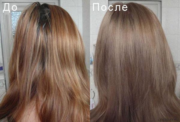 Loreal preference les blonds краска для волос.
