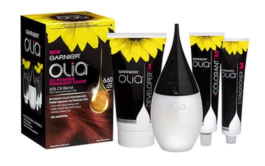 Крем краска для волос Garnier Olia - палитра цветов, отзывы 88