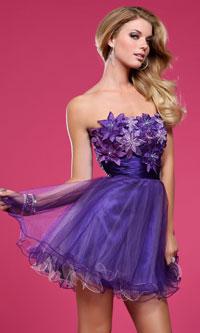 каталог выпускных платьев La Femme и