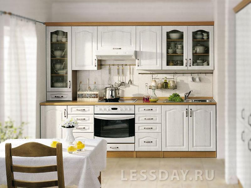 Дизайн кухни на 7