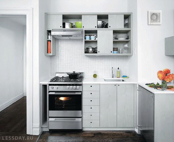 Кухни 6 кв метров дизайн