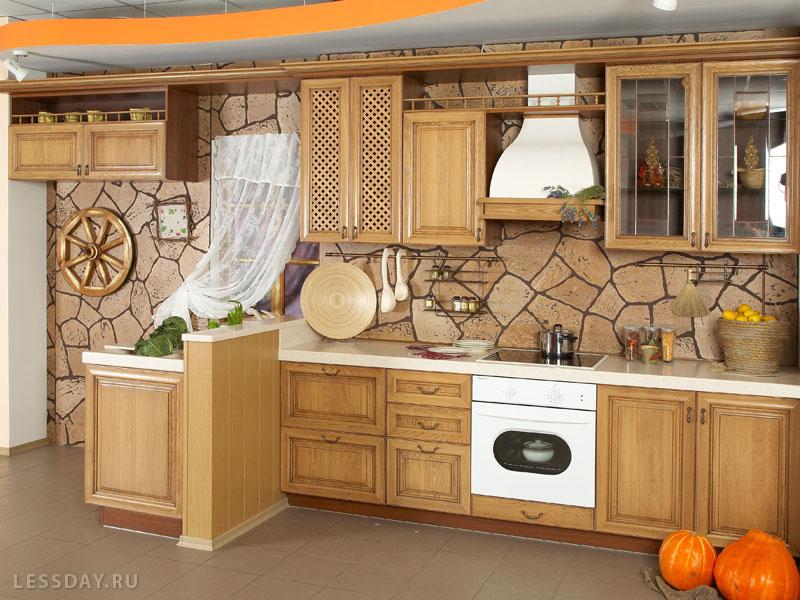 Фото оформление кухни своими руками