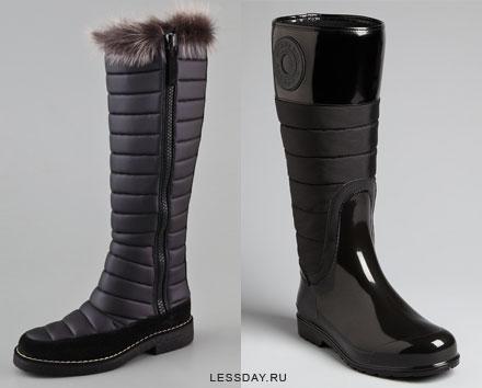 Зимняя обувь 2014 фото – весенняя обувь