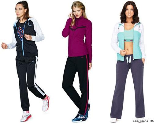 Женские спортивные костюмы 2014 - фото брендовых моделей Adidas ... 5a6abafb681
