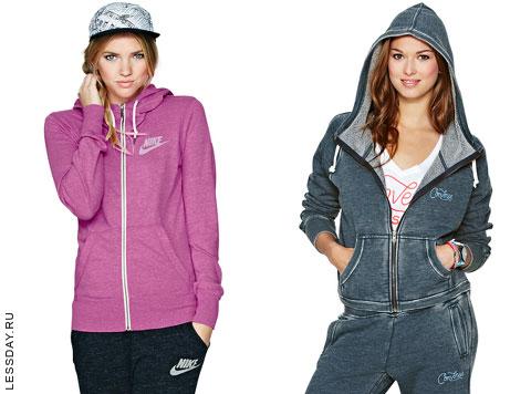 Выбор такой одежды достаточно широк. Если вы занимаетесь несколькими видами  спорта, то приобретите несколько спортивных костюмов. 8710fccfe4b