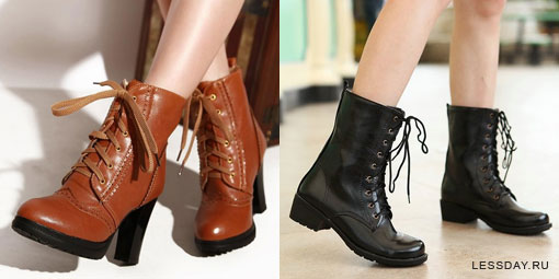Женская обувь осень-зима 2014-2015