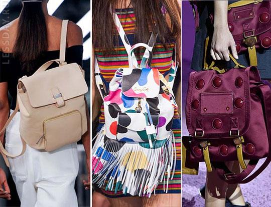 Женские сумки-рюкзаки 2015 дорогие рюкзаки