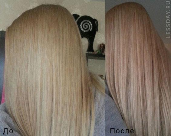бальзам оттеночный для волос эстель палитра