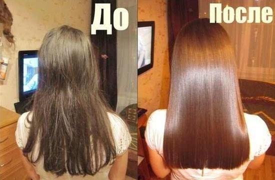 Маска из волос из витамина а и е и масел жожоба
